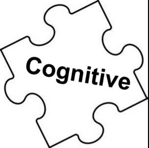 Cognitive Puzzle Piece