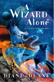 A Wizard Alone Book